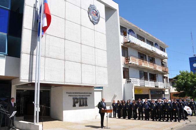 Divisi N De Investigaciones Ministerio Del Interior Y